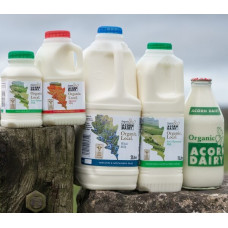 SKIMMED MILK 500ml (Acorn)