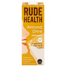 ALMOND MILK (Rude Health) 1ltr