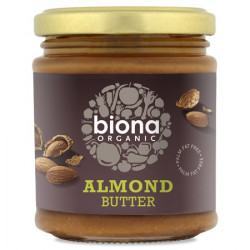 ALMOND BUTTER (Biona) 170g
