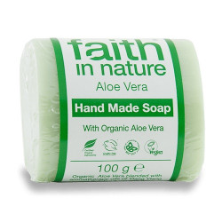 SOAP - ALOE VERA & YLANG YLANG (Faith in Nature) 100g