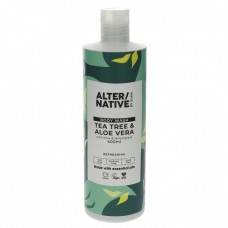 BODY WASH - TEA TREE, ALOE & LIME (Alter/native) 400ml