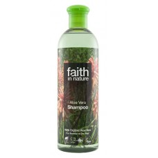 SHAMPOO - ALOE VERA (Faith in Nature) 400ml