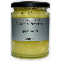 APPLE SAUCE (Bracken Hill) 280g