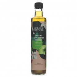 APPLE CIDER VINEGAR (Higher Nature) 500ml