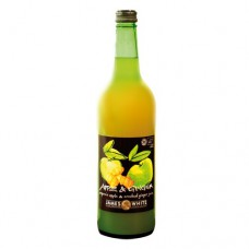 APPLE & GINGER JUICE (James White) 750ml