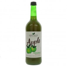 APPLE JUICE (James White) 750ml