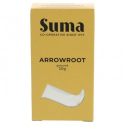 ARROWROOT - GROUND (Suma) 50g