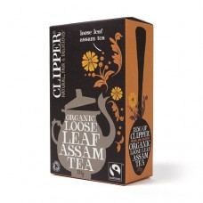 ASSAM LOOSE TEA (Clipper) 125g