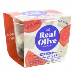 ATHINA OLIVES (Real Olive Co.) 185g