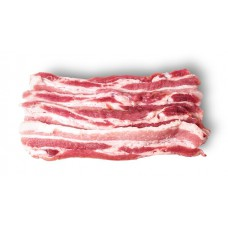 BACON - HOME DRY CURED BACK (x 6)