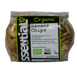BANANA CHIPS (Essential) 250g