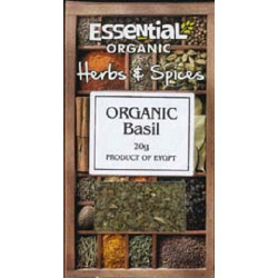 BASIL - DRIED (Essential) 20g