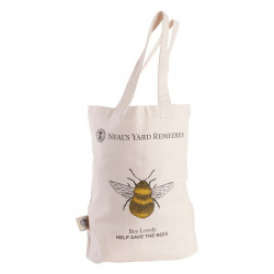 BEE LOVELY TOTE BAG (Neal's Yard)