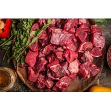 BEEF- DICED 400g