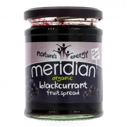 BLACKCURRANT SPREAD (Meridian) 284g