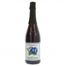 BLUEBERRY SPARKLE (The Organic Collection) 750ml