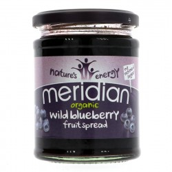 BLUEBERRY SPREAD (Meridian) 284g
