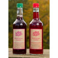 BLACKCURRRANT CORDIAL (Botton Village) 500ml