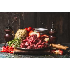 BEEF BRAISING STEAK 750g