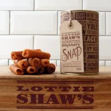 BRANDY SNAP TUBES (Lottie Shaw)