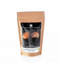 BROWN BREAD MIX - GLUTEN FREE (Grassroots) 560g