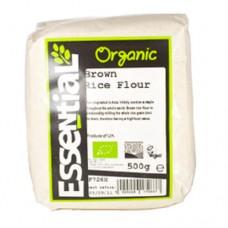 BROWN RICE FLOUR (Essential) 500g