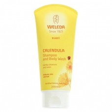 CALENDULA SHAMPOO & BODY WASH (Weleda) 200ml