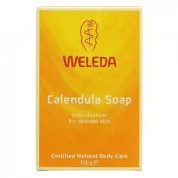 CALENDULA BABY SOAP (Weleda) 100g