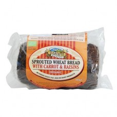 CARROT & RAISIN WHEAT BREAD (Everfresh) 400g