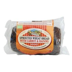 CARROT & RAISIN WHEAT BREAD (Everfresh) 400g