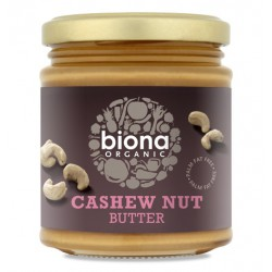 CASHEW NUT BUTTER (Biona) 170g