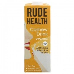 CASHEW MILK (Rude Health) 1 litre