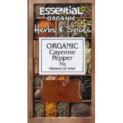 CAYENNE PEPPER (Essential) 35g