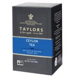 CEYLON TEA (Taylor's) x 20 bags