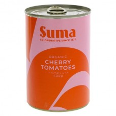 CHERRY TOMATOES (Suma) 400g
