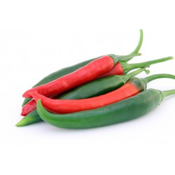 JABANERO CHILLI PEPPERS (Farm) 80g