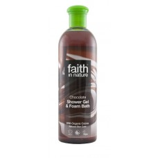 SHOWER GEL - CHOCOLATE (Faith in Nature) 400ml