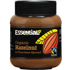 CHOCOLATE SPREAD - HAZELNUT (Essentail) 400g
