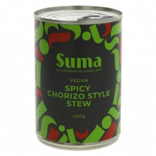 CHORIZO STYLE STEW (Suma) 400g