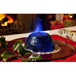 CHRISTMAS PUDDING - LARGE (Lottie Shaw) 900g