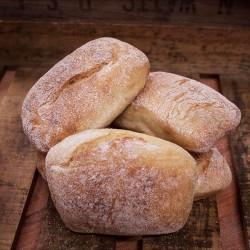 CIABATTA ROLL (Leeds Bread Co-Op)