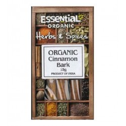 CINNAMON BARK (Essential) 20g