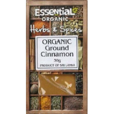 CINNAMON - GROUND (Essential) 30g
