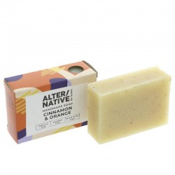 SOAP - CINNAMON & ORANGE (Alter/Native) 150g