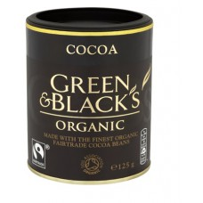 COCOA POWDER (Green & Blacks) 125g