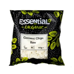 RAW COCONUT FLAKES (Essential) 125g
