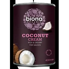 COCONUT CREAM (Biona) 400ml