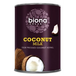 COCONUT MILK (Biona) 400ml