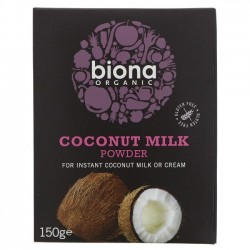 COCONUT MILK POWDER (Biona) 150g