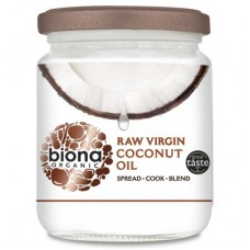 COCONUT VIRGIN OIL (Biona) 200g